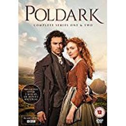 Poldark - Series 1-2 [DVD] [2016]